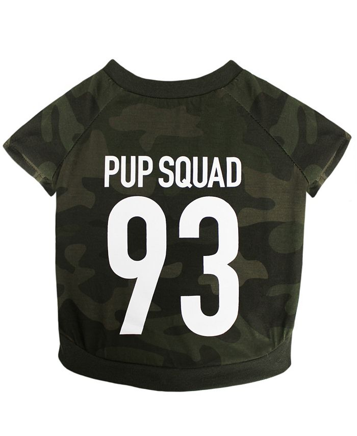 Pets First - Pet Tee - Pup Squad Sm