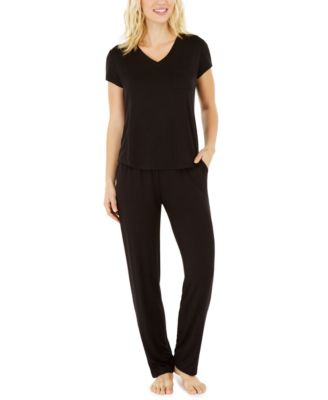 Ultra-Soft Knit Pajama Top, Created for Macy's