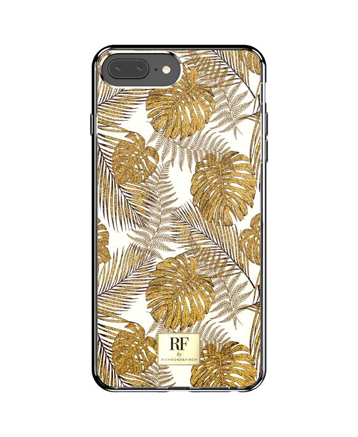 Richmond&Finch - Golden Jungle Case for iPhone 6/6s, iPhone 7, iPhone 8 PLUS