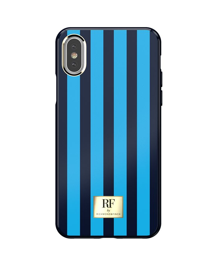 Richmond&Finch - Riverside Stripes Case for iPhone XS Max