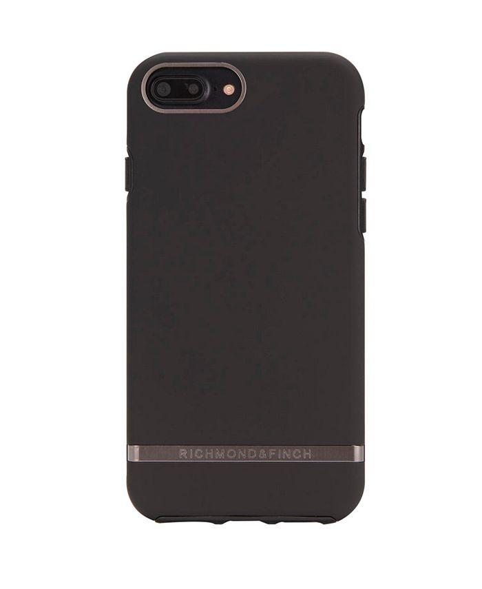 Richmond&Finch - Blackout Case for iPhone 6/6s PLUS, 7 PLUS and 8 PLUS