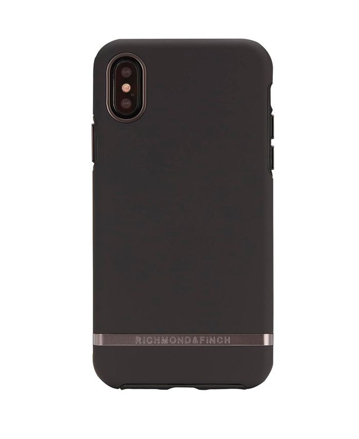 Richmond&Finch - Blackout Case for iPhone X and Xs
