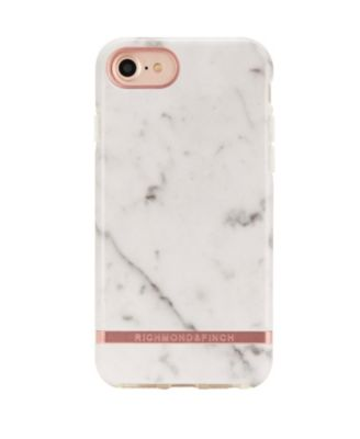 White Marble Case for iPhone 6/6s, 7 and 8