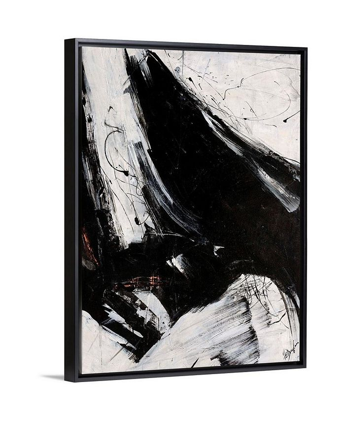 "GreatBigCanvas - 30 in. x 40 in. ""Staccato II"" by  Farrell Douglass Canvas Wall Art"