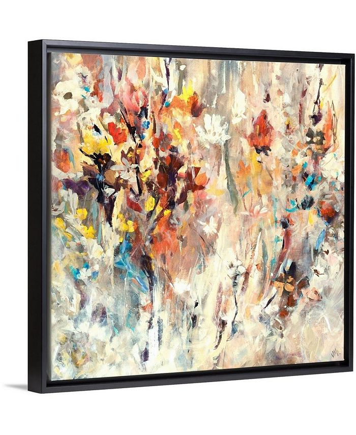 "GreatBigCanvas - 16 in. x 16 in. ""Courtyard"" by  Jodi Maas Canvas Wall Art"