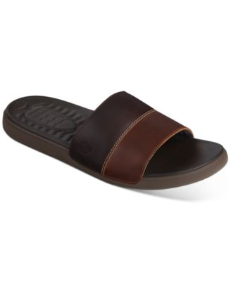 Sperry Men's PlushWave Slide Leather