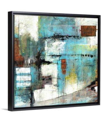 """36 in. x 36 in. """"Chance"""" by  Joshua Schicker Canvas Wall Art"""
