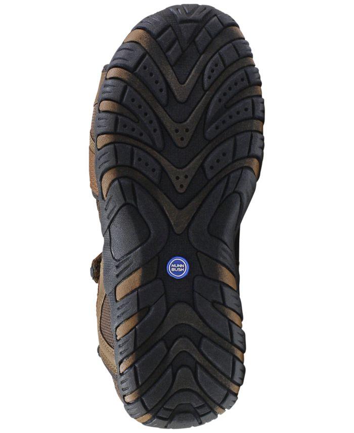 Nunn Bush Men's Rio Bravo Three Strap River Sandals & Reviews - All Men's Shoes - Men - Macy's