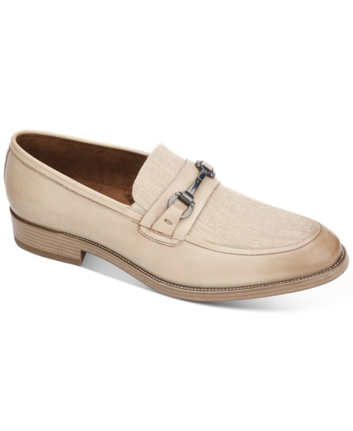 Kenneth Cole New York Men's Slip On Loafer with Bit Detail & Reviews - All Men's Shoes - Men - Macy's