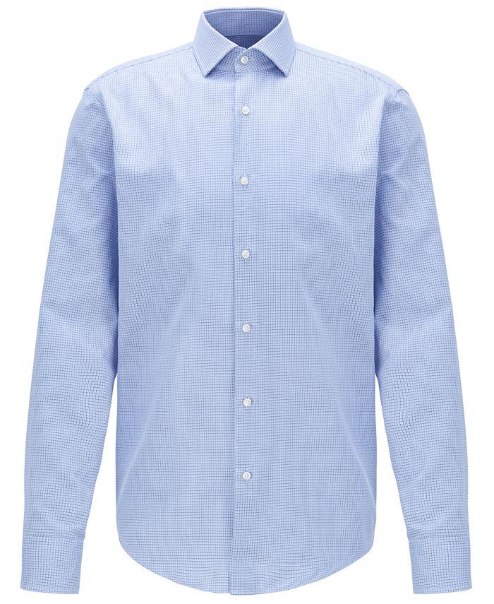 Hugo Boss - Men's Gordon Regular-Fit Shirt