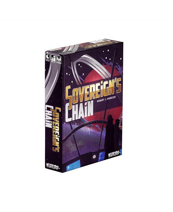 WizKids Games WizKids Sovereign's Chain Strategic Card Game