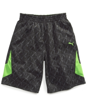 Puma Kids Shorts Boys Printed Performance Shorts