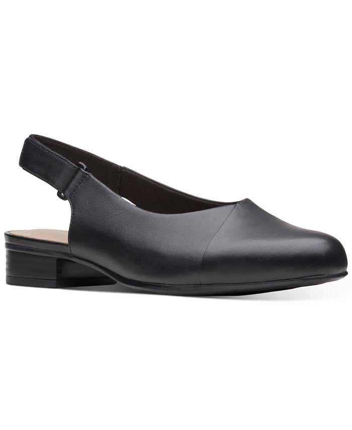 Clarks - Women's Julliet Pull Slingback Sandals
