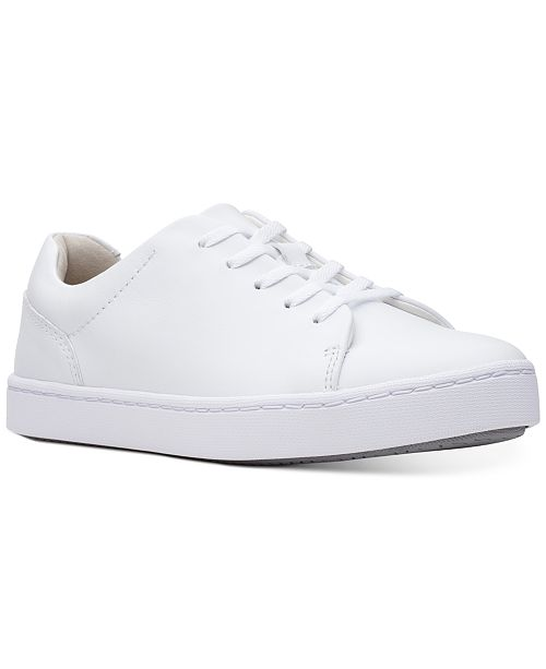 Permitirse ajustar Maletín  Clarks Collection Women's Pawley Spring Sneakers & Reviews - Athletic Shoes  & Sneakers - Shoes - Macy's