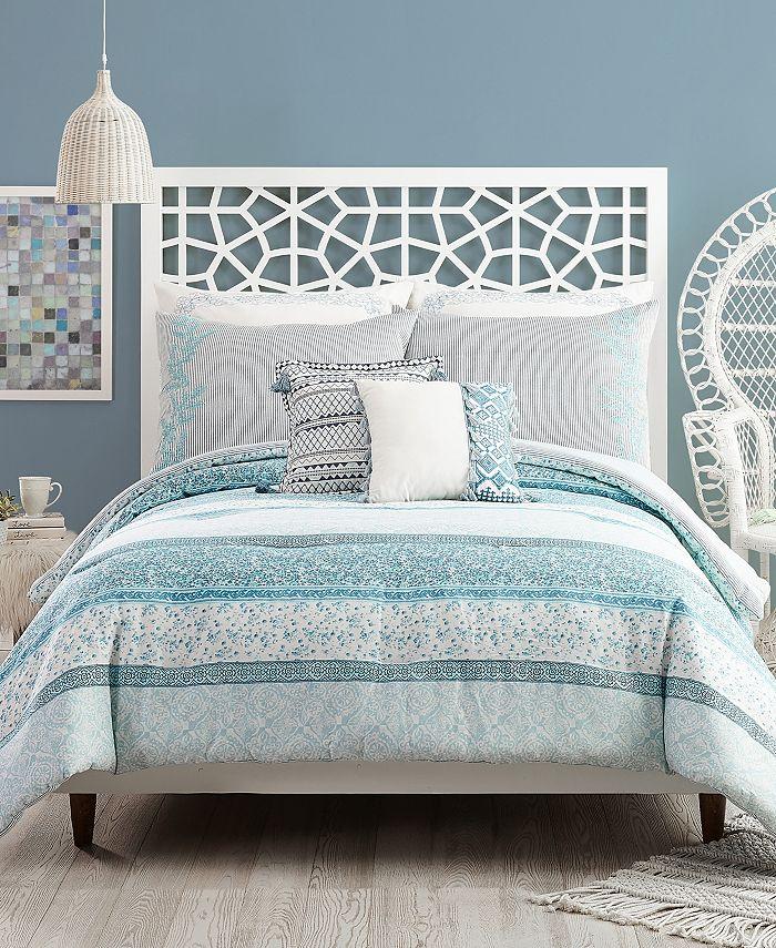 Jessica Simpson - Bonnie 3 Piece King Comforter Set