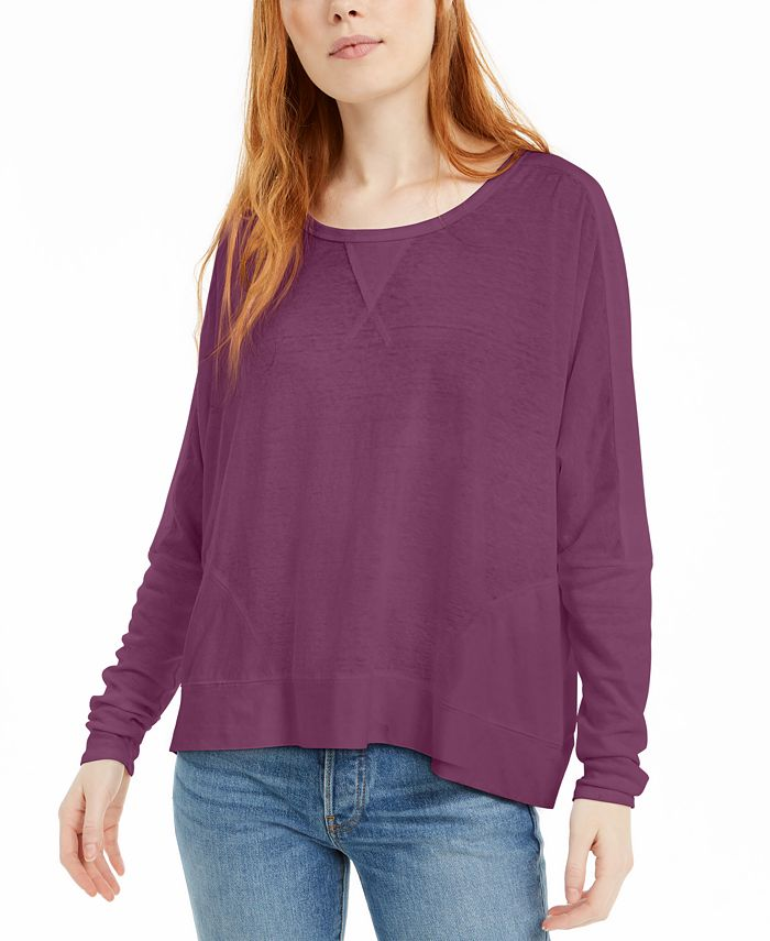 Free People - First Choice Long-Sleeve T-Shirt