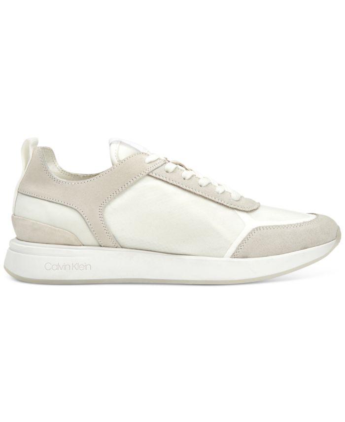 Calvin Klein Men's Delbert Translucent Sneakers & Reviews - All Men's Shoes - Men - Macy's
