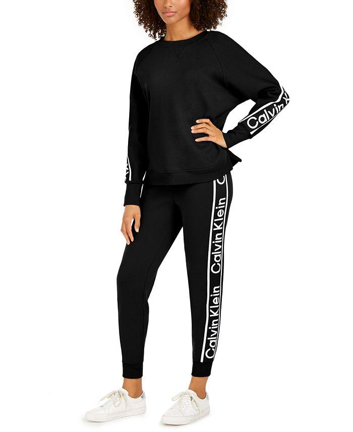 Calvin Klein - Logo Fleece Sweatshirt