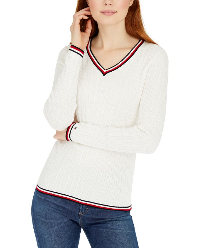Tommy Hilfiger - Cable-Knit Sweater