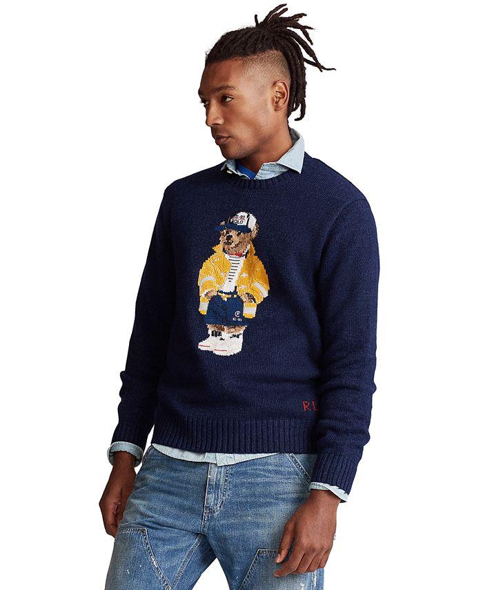 Polo Ralph Lauren - Men's CP-93 Bear Sweater