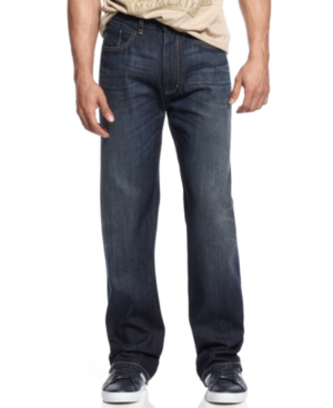Sean John Jeans Hamilton Indigo New World Dark Wash Jeans