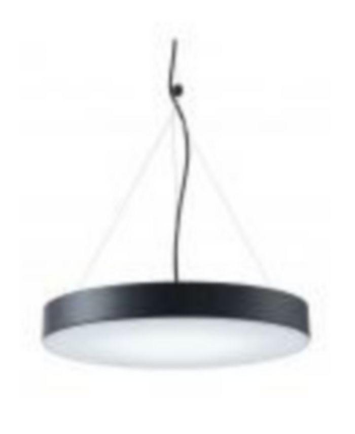 American Heritage Billiards - Apricot Ceiling Lamp Matte Black