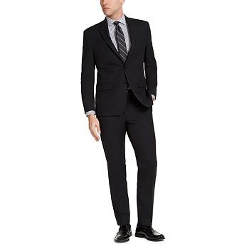 Geoffrey Beene Men's Classic-Fit Suits + $10 Macys Money