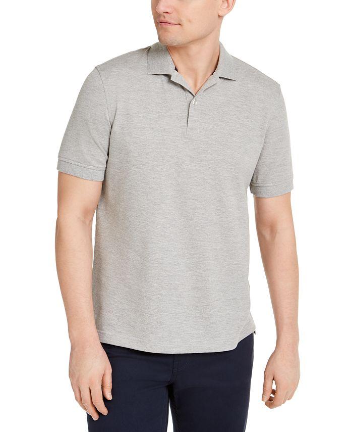 Club Room - Men's Slim-Fit Stretch Polo Shirt
