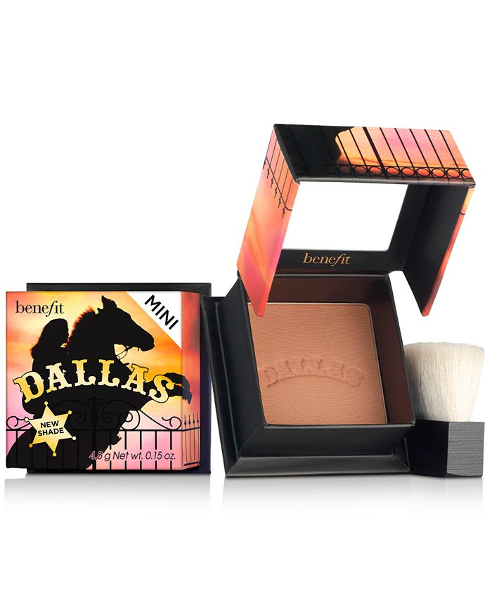 Benefit Cosmetics - Dallas Box O' Powder Blush Mini