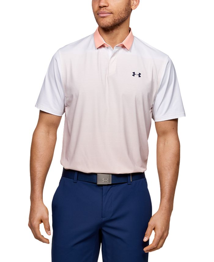 Under Armour - Men's UA Iso-Chill Gradient Polo