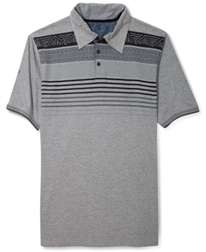 Rocawear Shirt Mayor Short Sleeve Polo Shirt