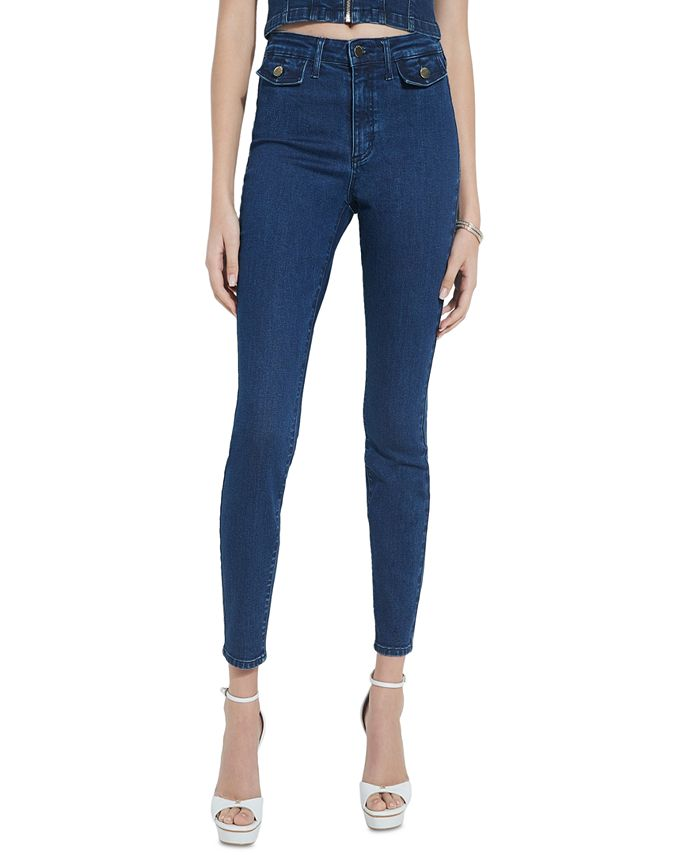 GUESS - 1981 Skinny High-Rise Jeans