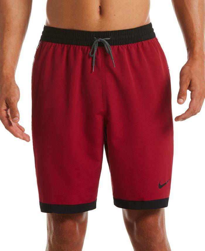"""Nike - Men's Stripe Breaker 9"""" Volley Shorts"""