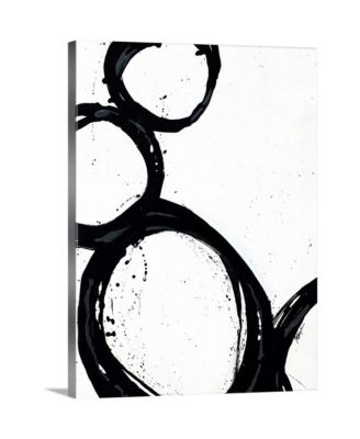 """30 in. x 40 in. """"Somer Saults I"""" by  Farrell Douglass Canvas Wall Art"""