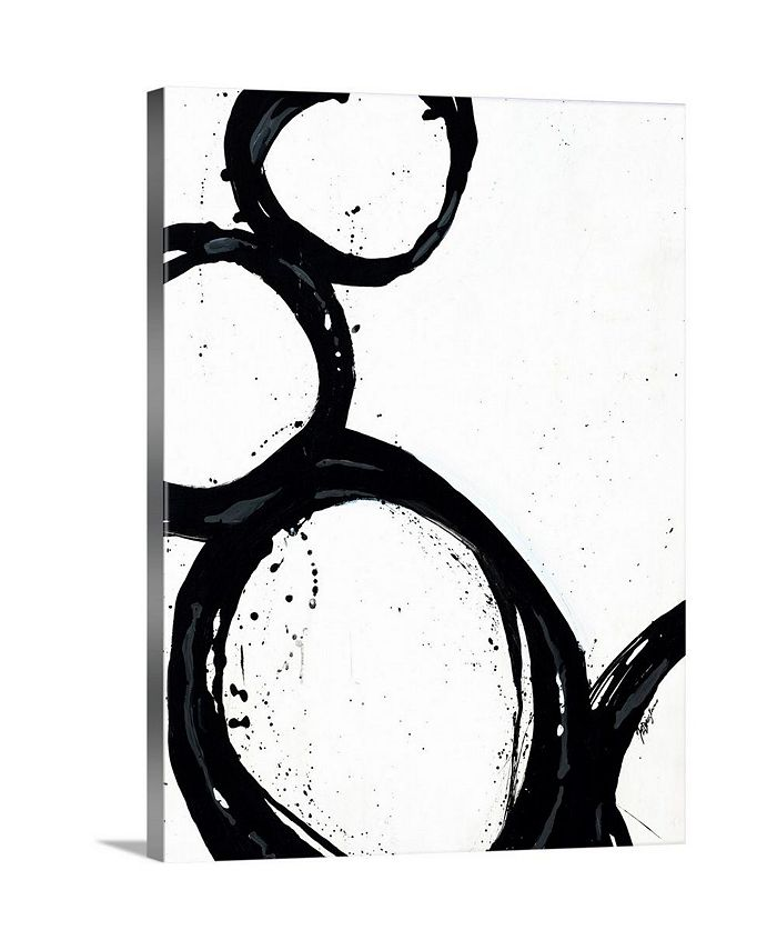 """GreatBigCanvas - 30 in. x 40 in. """"Somer Saults I"""" by  Farrell Douglass Canvas Wall Art"""