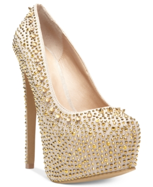 Steve Madden Womens Shoes Dipsiee Platform Pumps Womens Shoes