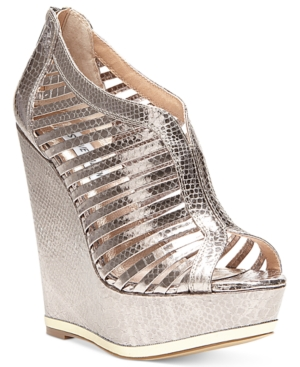 Steve Madden Womens Shoes Wresse Platform Wedge Sandals Womens Shoes