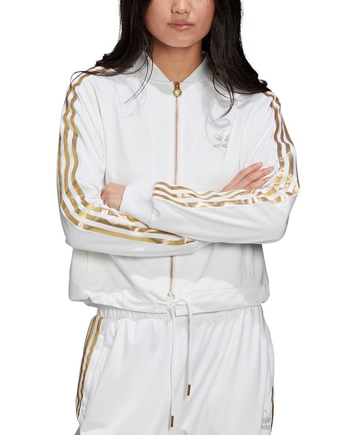 técnico muerto Sherlock Holmes  adidas Women's Superstar Track Jacket 2.0 & Reviews - Women - Macy's