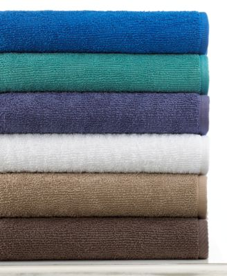 CLOSEOUT! Martha Stewart Collection Soft Solutions Bath Towel Collection
