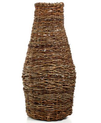 "Heart of Haiti, 25"" Vine Vase"