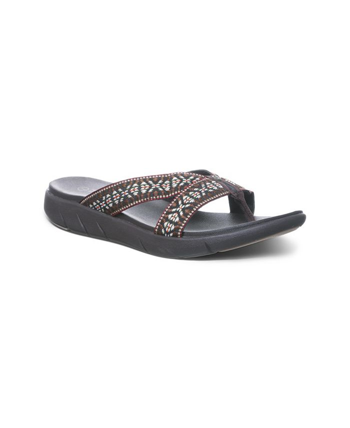 BEARPAW - Juniper Flat Sandals