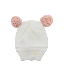 Snugabye Dream Baby Girls Knitted Hat with Ears