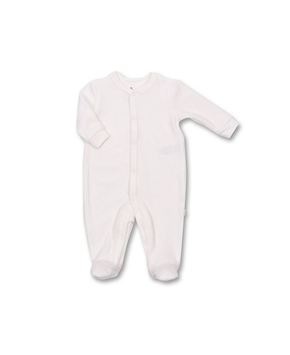 Snugabye Baby Boys and Girls Velour Sleeper