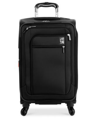 "Delsey Helium Sky 20"" Carry On Expandable Spinner Suitcase"