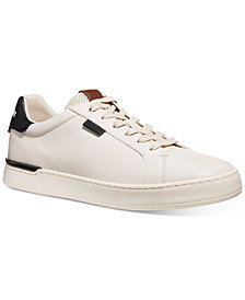 COACH Men's Low Line Low-Top Sneakers