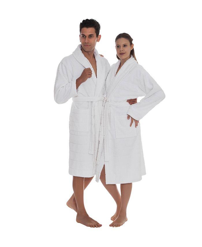 OZAN PREMIUM HOME - Mirage Unisex Bath Robe