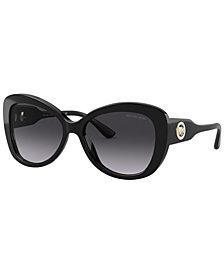 Michael Kors POSITANO Sunglasses, MK2120 56