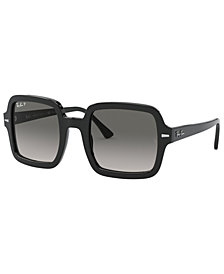 Ray-Ban Polarized Sunglasses, RB2188 53