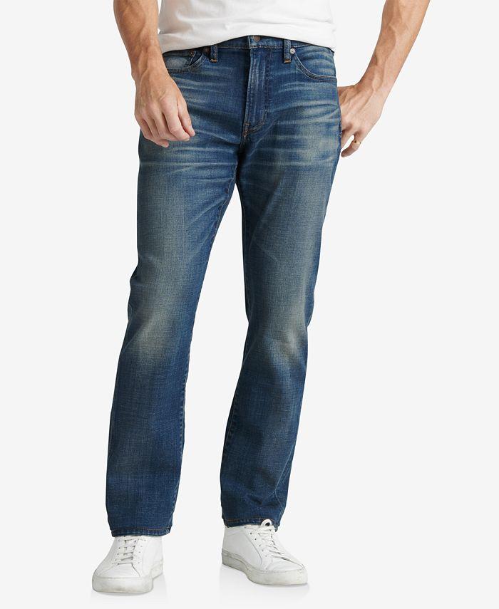 Lucky Brand - Men's 410 Slim Straight Coolmax Jeans