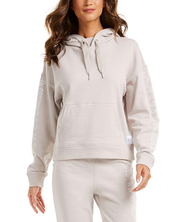 Calvin Klein - Logo-Sleeve Hoodie